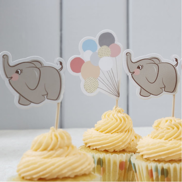Mottobox Elefant Muffintopper