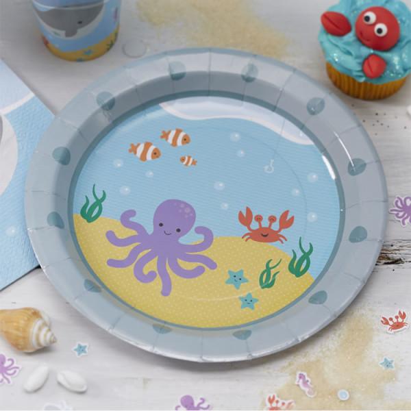 Mottobox Unterwasser Teller