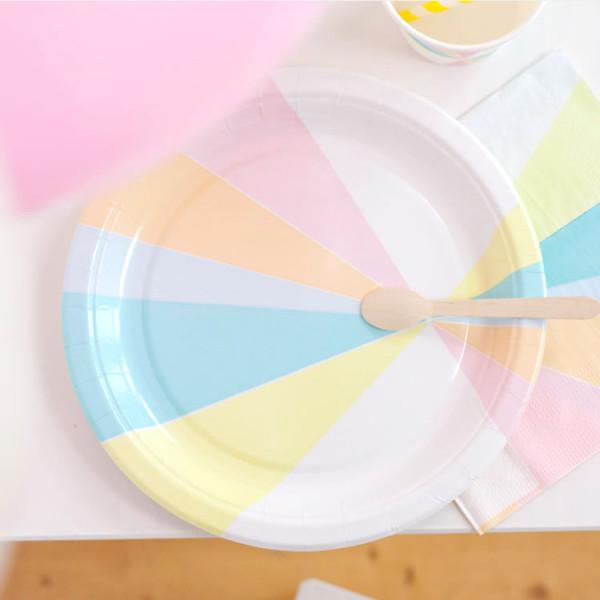 Mottobox Pastel Teller